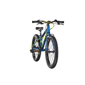 "Ghost Kato R1.0 AL 20"" Børnecykel gul/blå"
